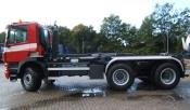Ginaf 6x4 WS met hydrodrive